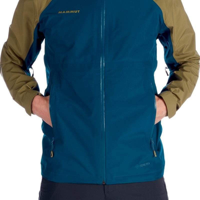 Pánska turistická bunda Mammut Convey Tour HS Hooded Jacket Men 6e34fd7b95f