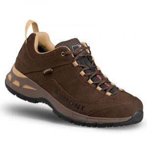 Trekingová obuv Garmont Trail Beast + GTX wmn Dark Brown