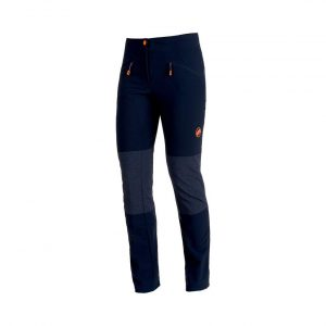 Turistické nohavice Mammut Eisfeld Light SO Pants Wmn Night